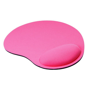 Economic Wrist Support Cloth + EVA Mouse Pad Mice Mat for Computer 7 Color