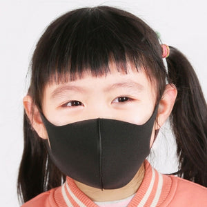 3PCS Kids PM2.5 Anti-smog Anti-Dust, Smoke, Gas and Allergies Adjustable and Reusable Masks Mask Protection