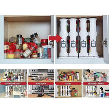Load image into Gallery viewer, Multi-function Storage Rack for Kitchen bathroom Supplies