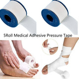 Professional Disposable Health Care Knee Protector Medical Bandage Medical Fixation Tape Wound Dressing Bandages Adhesive Bandage