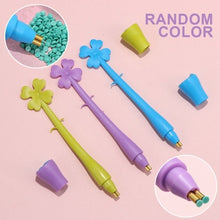 Load image into Gallery viewer, 1Pc Random Color Crafts Double Head Diamond Painting Cross Stitch Point Drill Pen Round Embroidery Tool