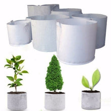 Load image into Gallery viewer, Round Fabric Pots Root Container Plant Pouch Grow Bag Container