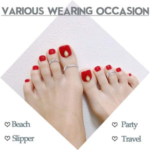 Adjustable Toe Ring  for Women