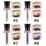 14 Colors Shimmer Gold Balls Pen Eyeshadow Pen Women Girls Long Lasting Loose Mineral Shadow Eye Makeup