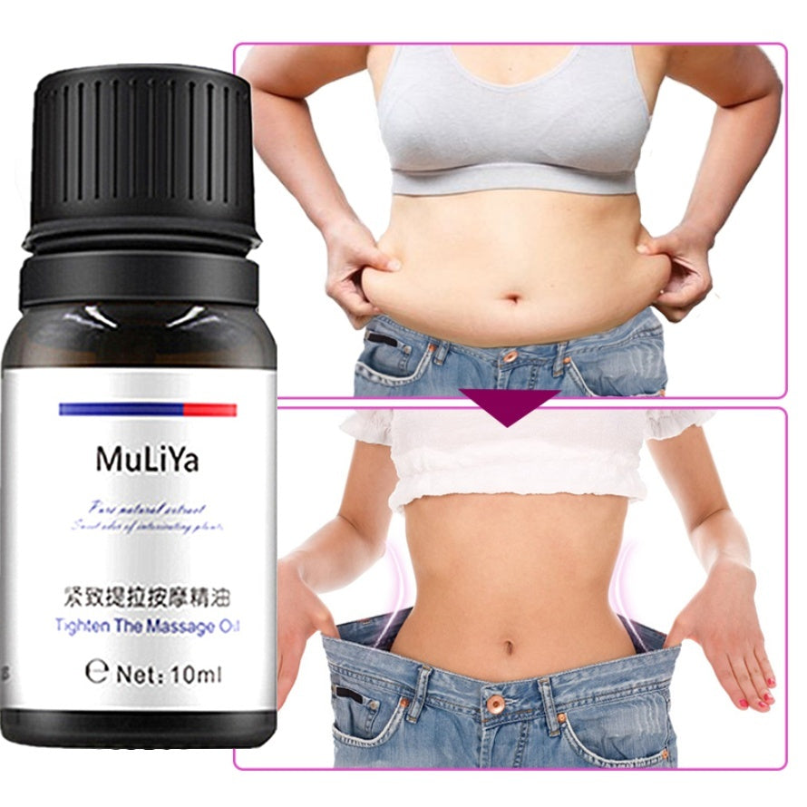 Slimming Oil Essential Oil Liquid Weight Loss Product Body Shaping Leg Body Waist Fat Massage-oil Promote Metabolism Beauty