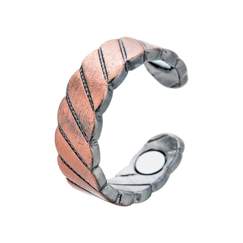4 Colors Magnetic Health Ring Keep Slim Fitness Weight Loss Slimming Magnetic Ring Keep Fit Health Slimming Ring
