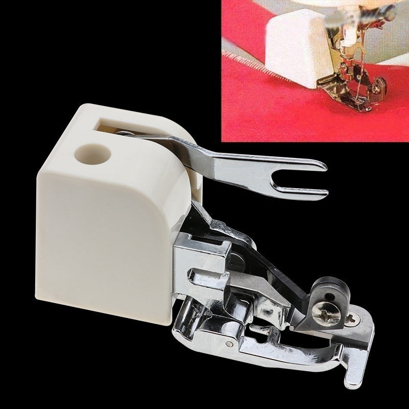 Side Cutter Presser Foot Overlock Presser Feet for All Low Shank Singer Janome Brother CY-10 Pressers Sewing Machine Parts