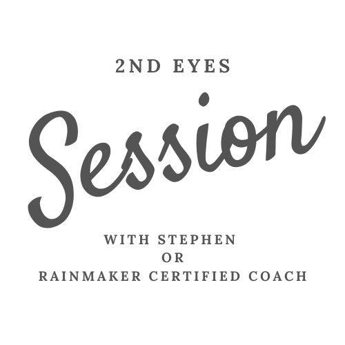 2nd Eyes Session (1 hr)