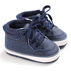 Baby Boy Shoes First Walkers Non-slip - babiesfamily