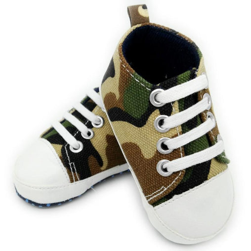 Baby Shoes Sneaker Canvas Anti-slip - babiesfamily