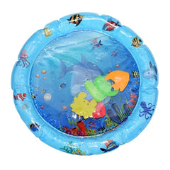 Creative Baby Water Mat Inflatable Patted Pad Cushion Infant Toddler Water Play Mat for Children Education Developing Baby Toys - babiesfamily