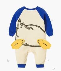Disney Baby Boys Rompers Winter Jumpsuit - babiesfamily