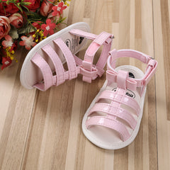 Toddler Girls Sandals Summer Soft Anti-Slip - babiesfamily
