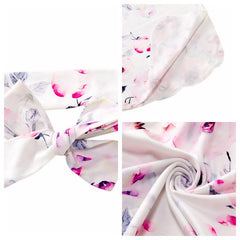 Cute Baby Soft Blankets And Headband Set - babiesfamily