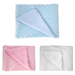 Soft Warm Fleece Baby Blankets - babiesfamily