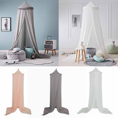 Elegant Baby Bed Canopy Girls Room Decoration - babiesfamily