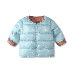 Baby Boys Winter Padded Coat Outerwear - babiesfamily