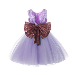Baby Girl Birthday Dress - babiesfamily