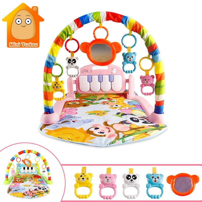 Baby Play Music Carpet - babiesfamily
