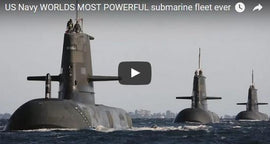 Must watch: US Navy WORLDS MOST POWERFUL submarine fleet ever