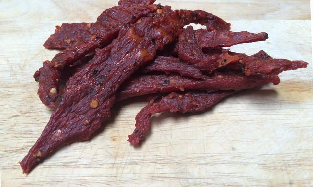 Is commercially made jerky safe?