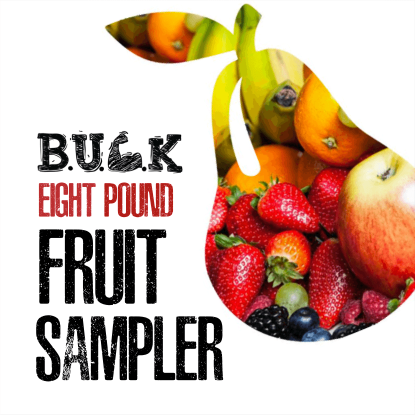 B.U.L.K Fruit Sampler