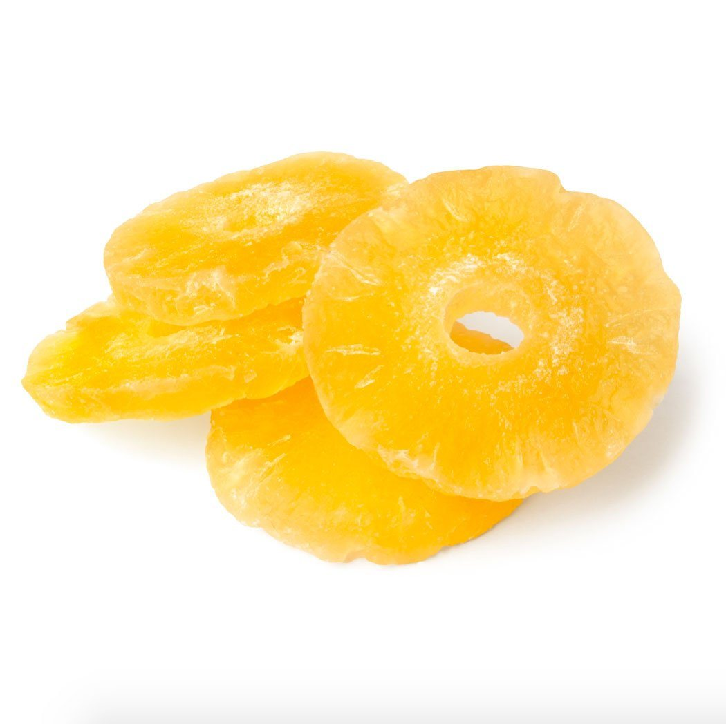 pineapple-rings