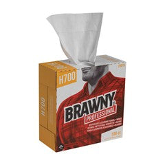 Brawny Industrial Wipers - 100 Quantity Per Box - 5 Boxes per Carton