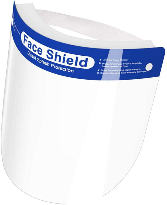 Anti-Fog & Anti-Dust Protective Face Shields