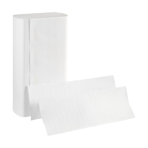 Pacific Blue Select M-Fold Paper Towels, 9 1/4