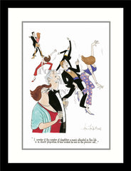 Tottering By Gently special cartoon S215 Wild Daughters