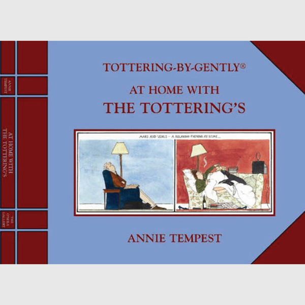 At Home With The Totterings  - Hardback Book
