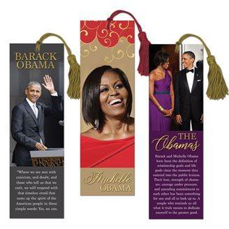 The Obamas Bookmarks