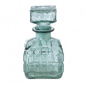 Enrich Glass Bottle with Lid