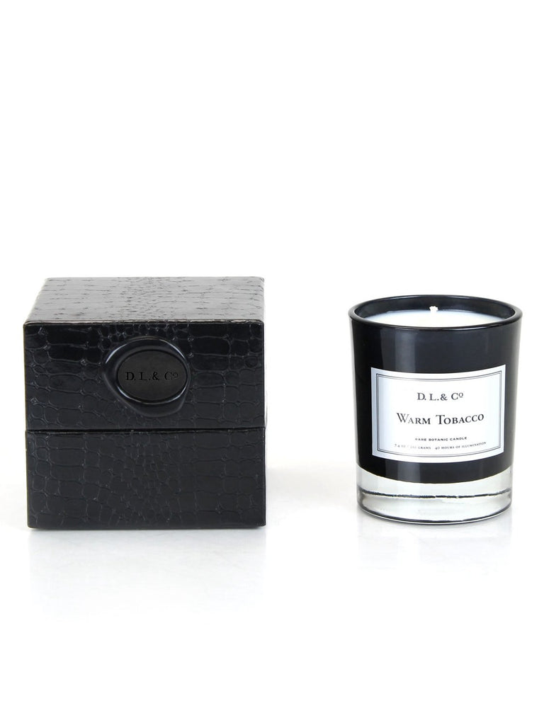 L'HOMME Collection Candles
