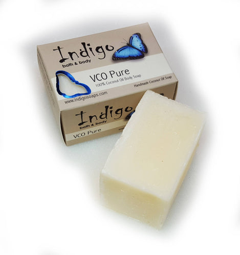 Indigo Bath and Body - VCO Pure - Virgin Coconut Oil Unscented