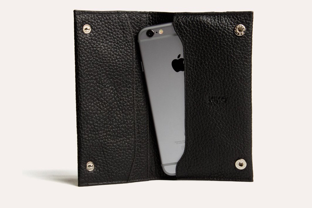 Kiko Leather - iPhone Wallet
