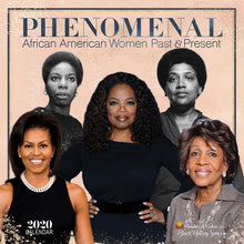 Shades of Color - Phenomenal Women