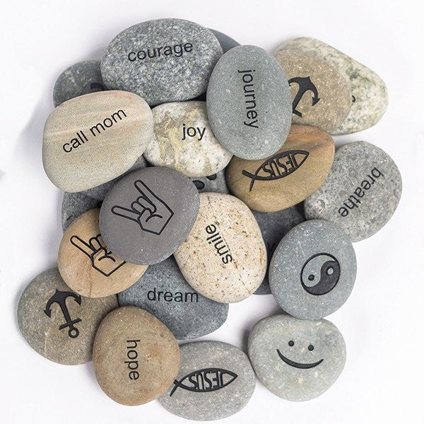 Motivational Stone Peddles