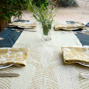 Ichcha - Golden Dust - Table Runner