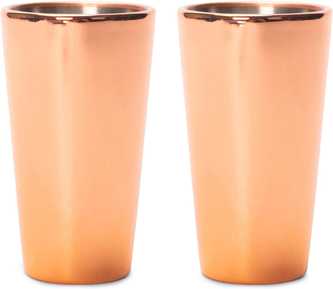 ARCTIC CHILL COPPER SHOT GLASSES