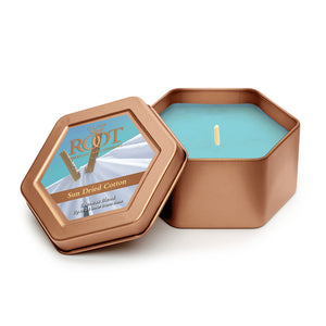 Traveler's Tin Candles