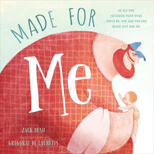 Made For Me -Children's Book