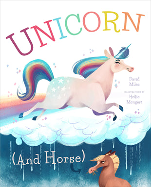 Unicorn and Horse- Children's Book