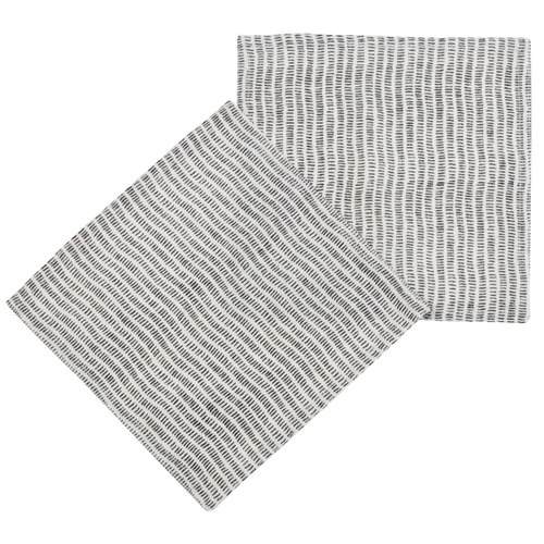 Alice Stripes Coktail Napkins (Set of 6)