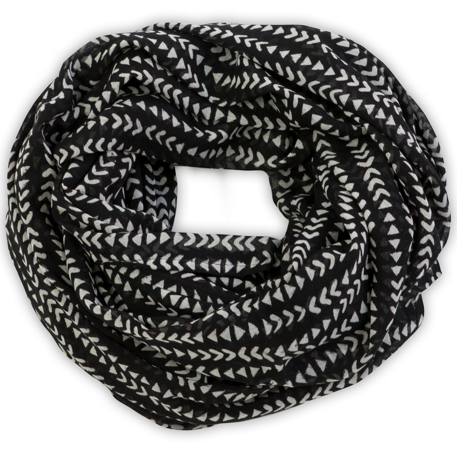 Azil Midnight Scarf