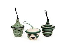 Bayou Nya Ornaments, Set of 3