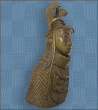 Benin Brass Sculpture