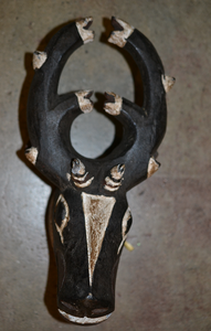 Bobo Animal Mask-Burkino Faso