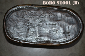 Bobo Animal Stool-Burkina Faso